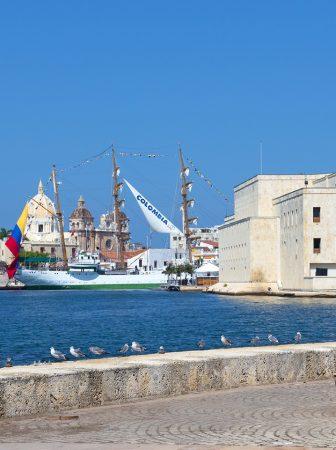 Cartagena (Colômbia) lugar incrível para visitar no feriado
