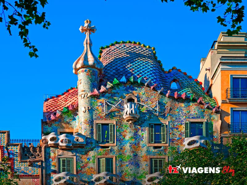 Os Imperdiveis Pontos Turisticos De Barcelona Tz Viagens